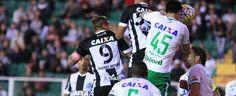 Figueira sai na frente com Rafael Moura, mas Chape empata: 1 a 1