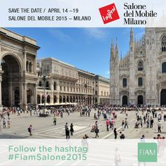 The countdown continues: only 20 days left before the beginning of Salone del Mobile 2015. Fiam is waiting for you at the fair and on its social media channels to keep you updated about everything will happen in this new edition. #SalonedelMobile2015 #Fiam #FiamSalone2015 #SaloneDelMobile2015 #isaloni #salonedelmobile #furniture #design #glass