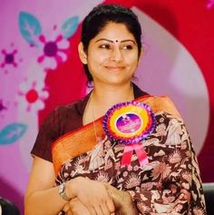 Meet the First Lady IAS Appointed to the Chief Minister's Office Smita Sabharwal The One, Meet, Saree, Woman, Lady, Tops, Fashion, Sari, Moda