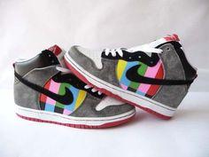 buy popular 4c223 b00e4 Nike Shoes  Dunk SB  Nike Dunk High 122 - Coogi Name