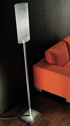 """Mille"" #floor #lamp #light #modern #design #Besanza https://www.lampadaribesanza.com/en/floor-lamp-mille.html"