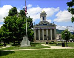 THE ART OF GENEALOGY: More New York Resources: Guernsey Memorial Library, Norwich, NY