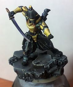 Yu-Jing Sectorial Group [Infinity commission WIP]