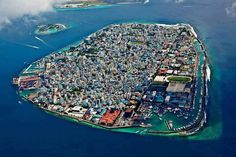 Male, Maldives - my hometown for 3 years - pinned by Six Senses Spa & Resorts :)