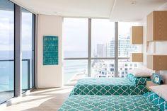 Miami Ocean Getaway by BBH Design Studio