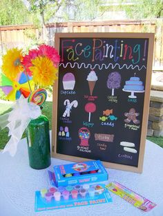 candyland birthday party | Candyland Birthday Party « Huckleberry Prairie
