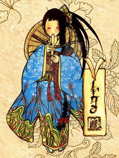 Virgo japonesa por faithfair