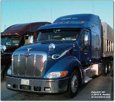 Peterbilt 387 Peterbilt 387, Peterbilt Trucks, Trailer Sales, Trailers For Sale, Semi Trailer, Big Wheel, Custom Trucks, Kansas City, Motorcycles