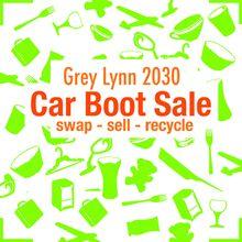 Grey Lynn Car Boot Sale!