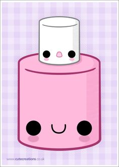 cute marshmallows clipart - Google Search