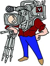 Camera head dude.