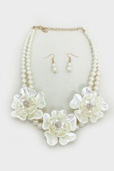 Delphi Necklace on Emma Stine Limited