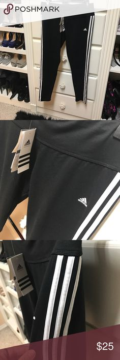 ADIDAS leggings Adidas CLIMALITE leggings adidas Pants Leggings