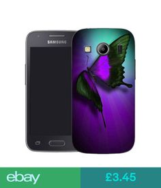 4dd2b4e3e8be43 Cases   Covers Silicone Case Cover For Samsung Galaxy Ace 4 G357 - Prudence  Silicone