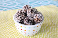 Hurray! A raw cookie recipe that is nut-free and gluten-free. I created these two-bite nuggets for all the joyous readers out there (and your kids) who cannot eat nuts but can eat seeds. Nutritional Highlights: Contains all the must-haves for brain health: protein, fiber, good fat, complex carbs. These macro nutrients are essential for blood …