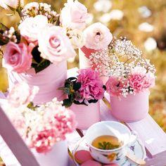 Decoração com Flores - Decorafino