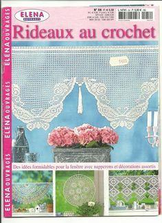 Livre crochet - Livre en crochet rideaux a telecharger                                                                                                                                                                                 Plus
