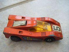 MATCHBOX NO.7 HAIRY HUSTLER CAR. 1971 LESNEY PRODUCTS & CO LTD - http://www.matchbox-lesney.com/?p=11343