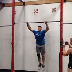 Pin for Later: Your Eye-Candy WOD: 15 Sexy CrossFitters It's More Than Lifting!