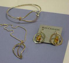 Ron Cravens jewelry.