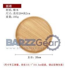 Wooden Serving Trays Party Tableware Bowls Trays Etc