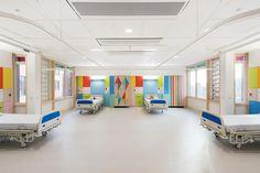 Sheffield Children's Hospital. Designer: Morag Myerscough