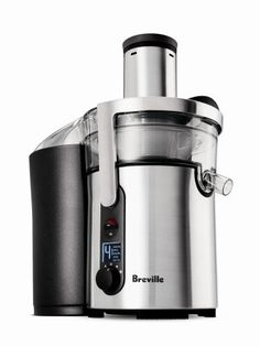 Breville BJE510XL Juice Fountain Multi-Speed 900-Watt Juicer Breville http://www.amazon.com/dp/B000QBFFU8/ref=cm_sw_r_pi_dp_E-25ub0GHPX3J