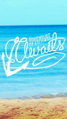 Adventure awaits. #FindYourYes #Kohls #quote Beach Trip, Summer Beach, Sports Slogans, I Feel You, Words Worth, Cool Backgrounds, Bible Verses Quotes, Sweet Life, Adventure Awaits