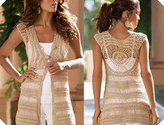 Fabrics Kangel: vest with loops sp