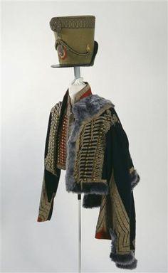 7eme. Hussards Regt. Officer .... Marbot... Musee de LA'rmee...1813-15