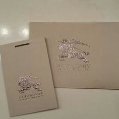 Burberry receipt holder - Google Search