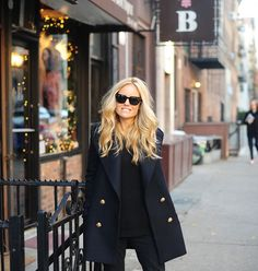 Perfect Blonde-I wish my hair looked this good long.