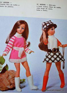 Olá sou Ana Caldatto, criei o Blog para auxiliar em pesquisas sobre as Bonecas Susi da Estrela desde o lançamento em 1966 até 2016, Compro Boneca Susi e Bonecas Antigas meu contato e-mail anacaldatto@yahoo.com.br Ou venha participar do Grupo no facebook de COMPRA E VENDA de Bonecas SUSI: https://www.facebook.com/groups/BonecaSusiCompraevenda/?fref=ts