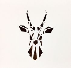 Canvas cutout #springbok