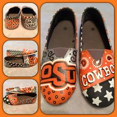 OSU shoes!