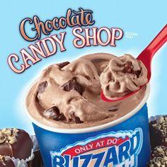 Chocolate and ice cream screwing
