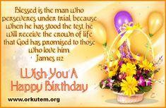 25 Best Christian Birthday Greetings Images Christian Birthday