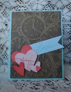 Always Time For Love by mamaxsix - Cards and Paper Crafts at Splitcoaststampers