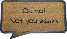 Doormat from Urban Barn is a unique home decor item. Urban Barn carries a variety of Doormats and other products furnishings. Contemporary Furniture Stores, Modern Furniture, Unique Home Decor, Home Decor Items, Modern Placemats, Urban Barn, Table Linens, Cottage Style, Cool Designs