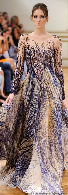 Zuhair Murad Haute Couture FW 2014 - Fashion Jot- Latest Trends of Fashion