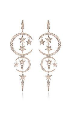 Cheap Diamond White Diamond Caspian Sea Earrings by Stephen Webster for Preorder on Moda Operandi - Jewelry Box, Jewelry Accessories, Fine Jewelry, Jewelry Design, Gold Jewelry, Druzy Jewelry, Dainty Jewelry, Handmade Jewelry, Star Jewelry