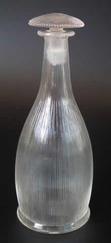 Lalique Musky Perfume Bottle