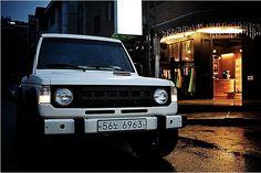 Mitsubishi Pajero -> MOHENIC GARAGEs redesign -> 2013 Cream Gallop