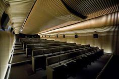 Project - SALT Galata Auditorium - Architizer