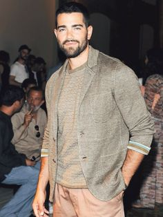 Jesse Metcalfe Missoni show Milan Menswear Fashion Week Spring Summer 2015 #MFW http://www.whats-he-wearing.com/2014/06/jesse-metcalfe-missoni-milan-fashion-week-Spring-Summer-2015-MFW.html