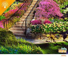 Aproveite o horário de verão para cuidar ainda mais do seu jardim. Faça a limpeza e a manutenção regularmente para que as plantas se desenvolvam de forma saudável. E não se esqueça de redobrar os cuidados com a rega das plantas: aumente a frequência, fazendo-as de preferência pelo começo da manhã e/ou final da tarde.