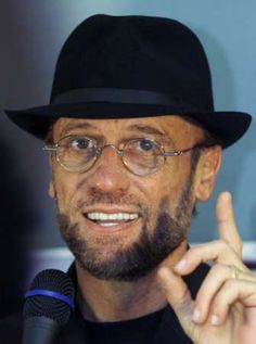 The great Maurice Gibb of the Bee Gees. I was about 14 when he died and I cried for a week.