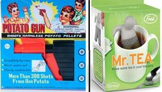 Buy Mr. tea and potato spud gun with reasonable price from G Value Store.