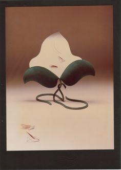 Il fiore delle mille e una notte disegnato da Gaetano Grillo realizzato da Mary Pelli - 1982  Il Museo portatile delle cose (im)possibili #mmgFantasia/03 Oggetti pensati per affinità visive e funzionali.