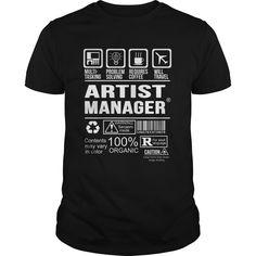 Artist Manager Multi Tasking T Shirt, Hoodie Artist Manager
